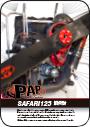 MANUAL PAP MOTOR SAFARI125