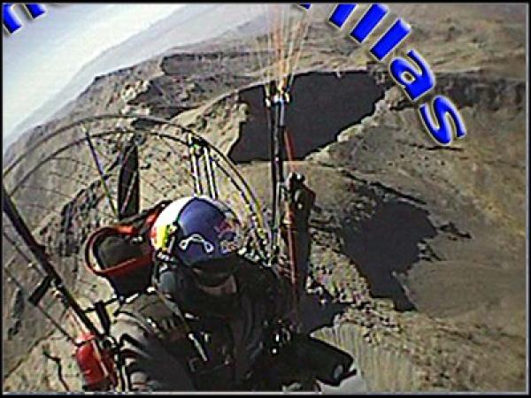 Ramón Morillas toca el cielo a 6102m.
